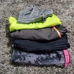 Lot of Athletic Wear- Pink, Head, RBX, Layer 8